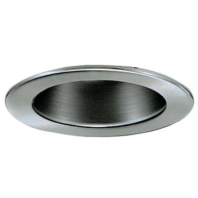 Specular Cone 4 Recessed Trim Finish: Brushed Aluminium, Trim Finish: Clear