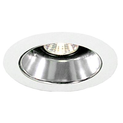 Reflector Cone 4 Recessed Trim Finish: Clear, Trim Finish: Clear