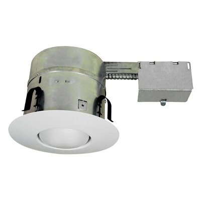 IC Airtight Shallow Remodel Recessed Housing