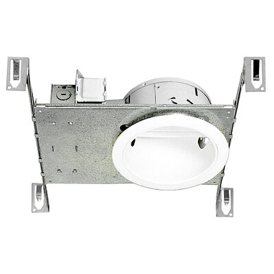 Horizontal 6.25 Recessed Housing