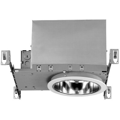 IC Horizonatl Airtight Fluorescent 6 Recessed Housing