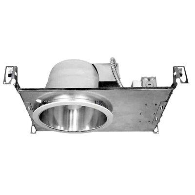 Compact Fluorescent Recessed Housing