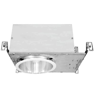 IC Fluorescent Dimmable Ballast Recessed Housing