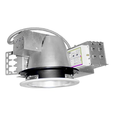 Architectural Fluorescent Dimmable Ballast Recessed Housing Bulb: 18 W