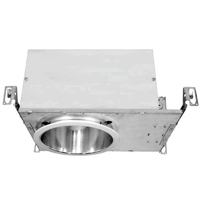 Compact Fluorescent Dimmiable Ballast Recessed Housing
