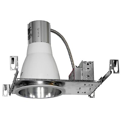 Vert Fluorescent Recessed Housing