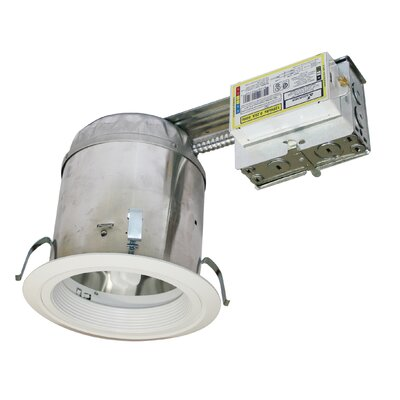 IC Line Voltage Compact Fluorescent Remodel Recessed Housing Bulb: 26 W