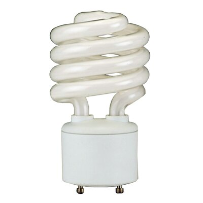 23W (2700K/4100K) Fluorescent Light Bulb (Pack of 12) Color Temp.: 4100