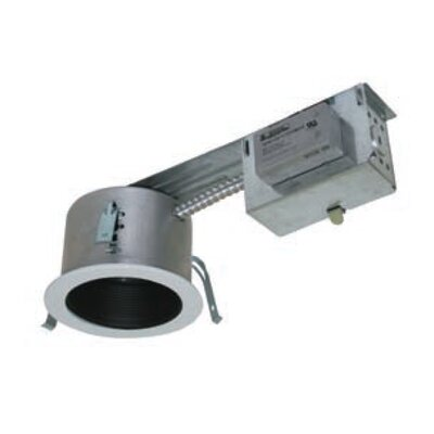 Low Voltage Remodel Shallow Can(Electric) Recessed Housing