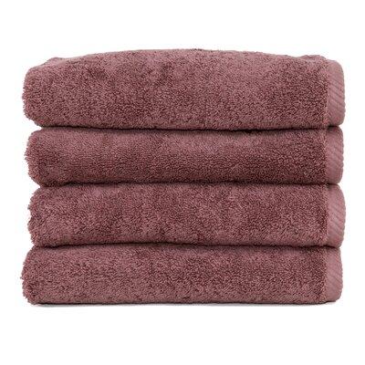 Soft Twist 100% Turkish Cotton Hand Towel Color: Sugar Plum