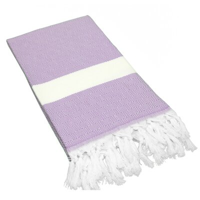 Diamond Weave Pestemal Beach Towel