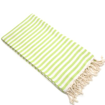 Fun in the Sun Pestemal/Fouta Bath Towel Color: Pistachio
