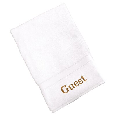 Linum Home Textiles Luxury Hotel & Spa Personalized Hand Towels (Set of 2) at Sears.com
