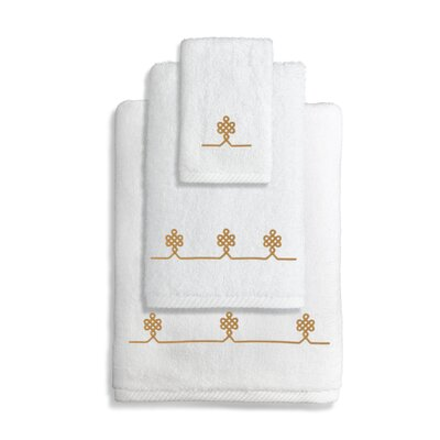 Lattice 3 Piece Towel Set