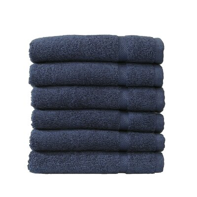 Denzi Washcloth Set Color: Twilight Blue