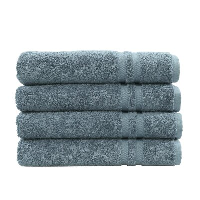 Denzi Hand Towel Set Color: Denzi Blue