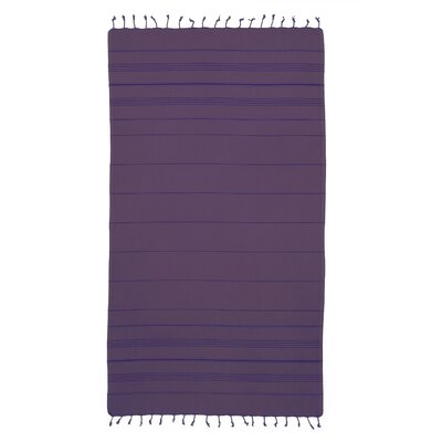 Sandspur Pestemal Beach Towel Color: Iris
