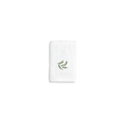 Autumn Leaves Wash Cloth Color: Green