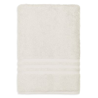 Denzi Bath Sheet Color: Cream