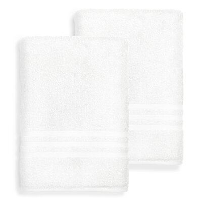 Denzi Bath Sheet Color: White