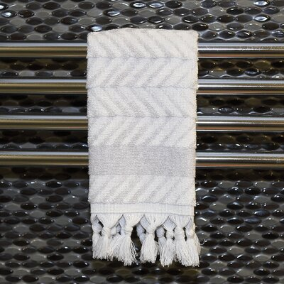 Assos Wash Cloth Color: Dove Gray