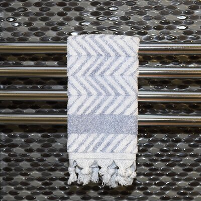 Assos Wash Cloth Color: Dusty Blue
