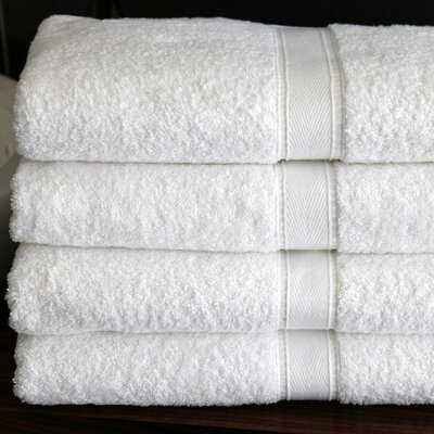 Linum Home Textiles Luxury Hotel & Spa 100% Turkish Cotton Bath Towel (Set of 4) at Sears.com