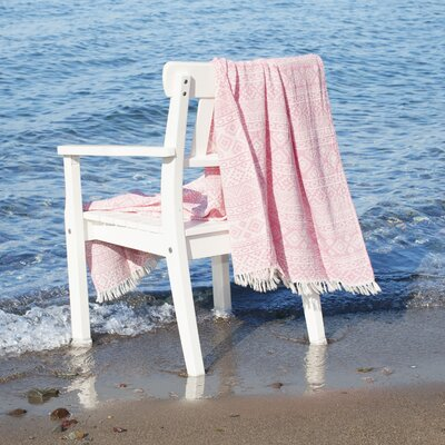 Pestemal Beach Towel Color: Pink