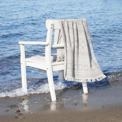 Pestemal Beach Towel Color: Grey