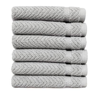Fabry Herringbone Washcloth