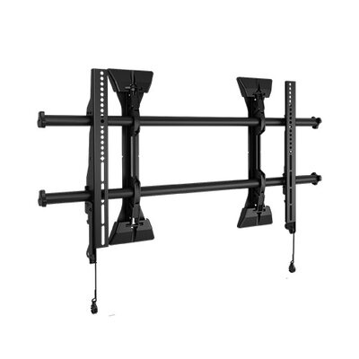 Large Fusion Micro-Adjustable Display Wall Mount Fixed for Greater than 50 Flat Panel Screens