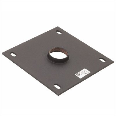 Ceiling Plate - 1 1/2 NPT Fitting Size: 6 x 6