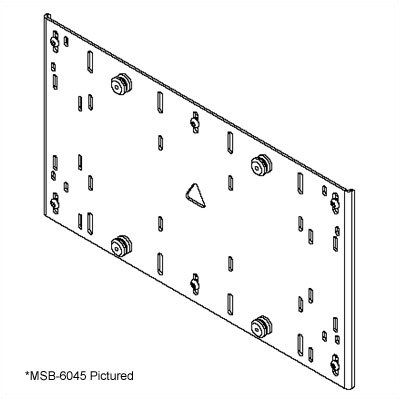 Interface Bracket for MSB Style: MSB-6241