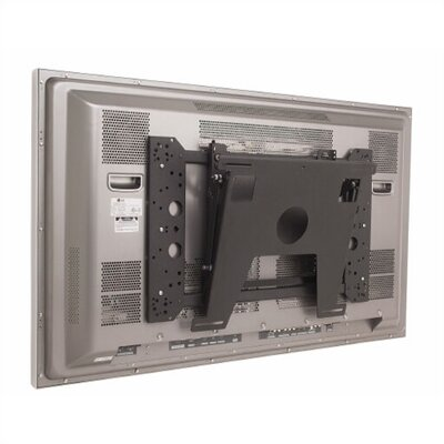 PLP Fusion Series: Pull-N-Tilt Wall Mount (Wall Plate Only)