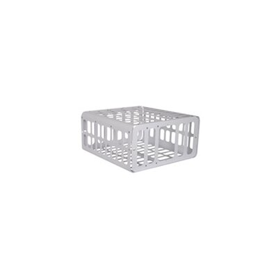 Large Projector Security Cage Color: White