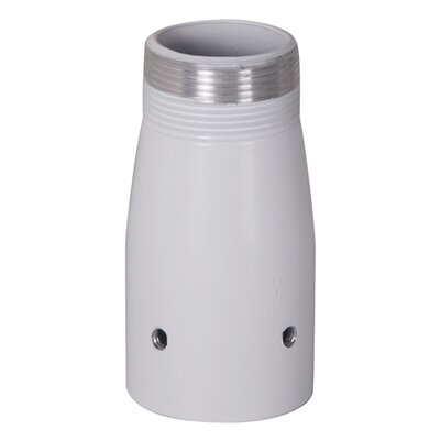 Column Cut-Off Adapter Color: White