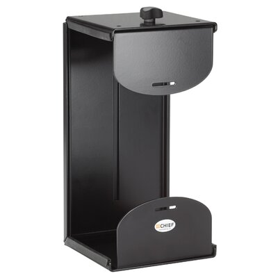 CPU Wall / Desk Mount Color: Black
