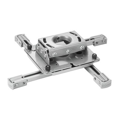 RPA Series Universal Inverted Projector Ceiling Mount Finish: Silver