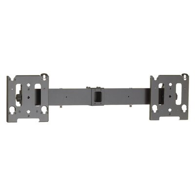 M-Series Side-by-Side Display Universal 2 Screen Pole Mount