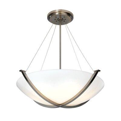 Argos Bowl Pendant Size / Bulb Type: 24 / Fluorescent