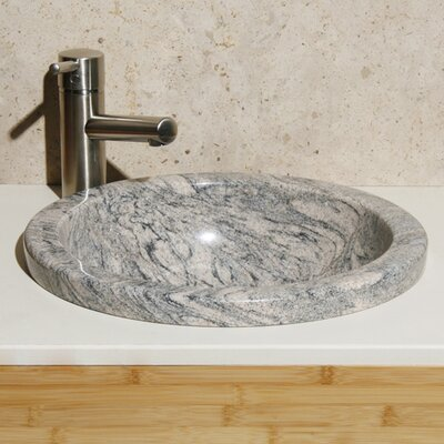 Meridian Self Rimming Bathroom Sink