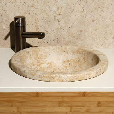 Sandstorm Self Rimming Bathroom Sink