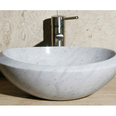 Oval Vessel Bathroom Sink
