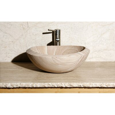 Oval Vessel Bathroom Sinko