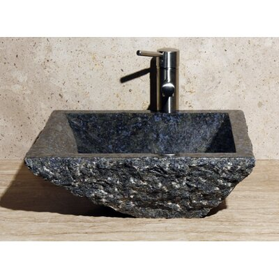 Rectangle Vessel Bathroom Sink