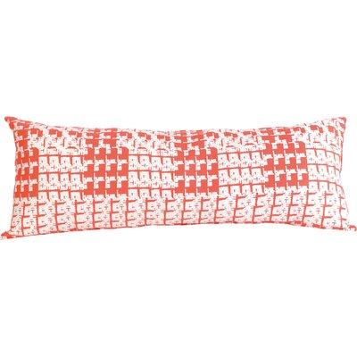 Pop Art Lumbar Pillow