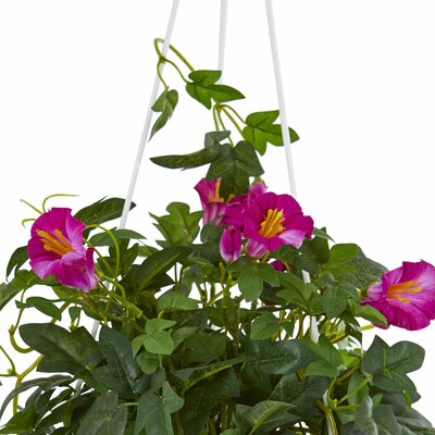 "30"" Petunia Floral Arrangement in Basket AGTG5643 43862214"