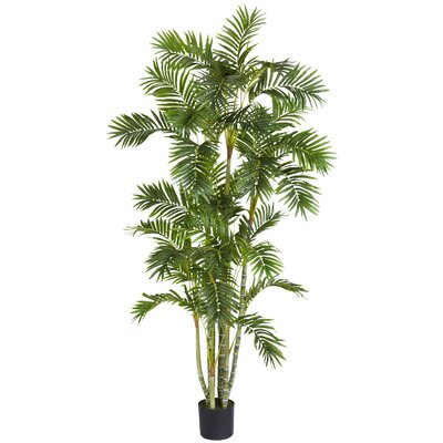 Nearly Natural 6' Areca Palm Silk Tree at Sears.com