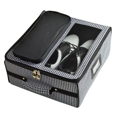 Houndstooth Golf Trunk Organizer 8011-HT