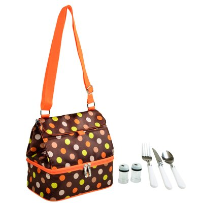 Julia Insulated Lunch Bag 529D-JD